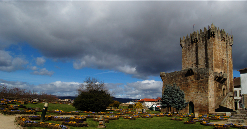 panoramica castelo