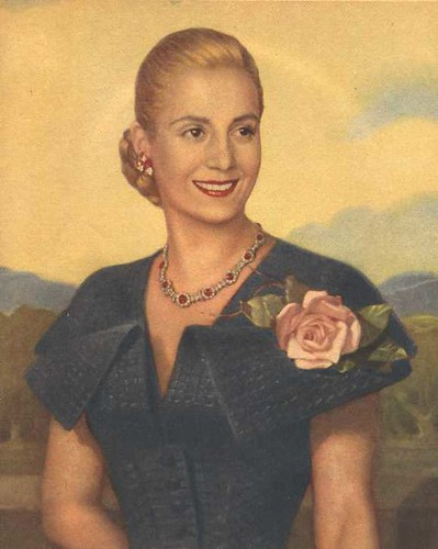 the life and career of eva duarte The 20-year odyssey of eva peron's body maria eva duarte spends her childhood in poverty in rural argentina she goes to buenos aires seeking an acting career.