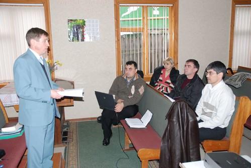 бизнес и рапространение Евангелия