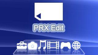 prx edit
