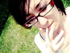 003 (zombiia) Tags: selfer