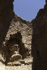 the Qal'eh e-Doktar (luca.m.) Tags: castle iran persia archeology firuzabad zagros archologie qalehedoktar