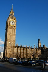 London_0431 (Dain Sandoval) Tags: uk england london westminster bigben clocktower april 2008 palaceofwestminster
