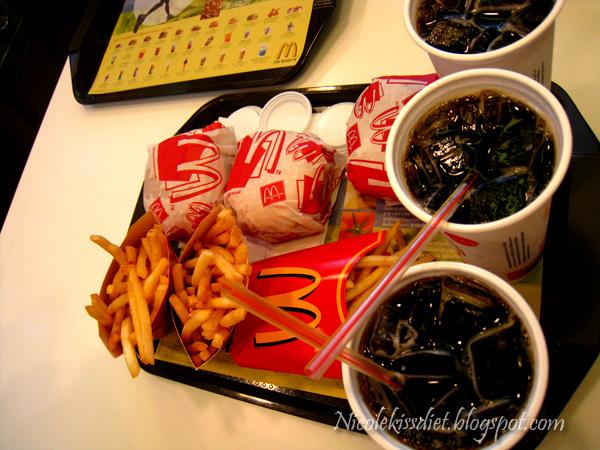 three samurai pork burger sets