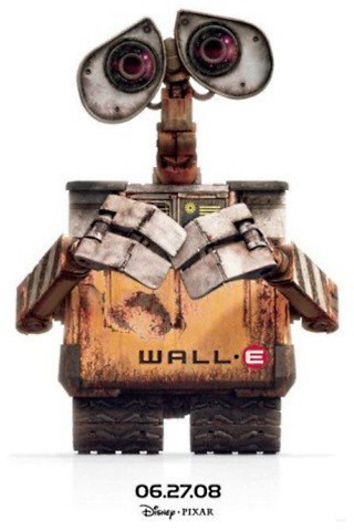 Wall-e wallpaper para iPhone 2