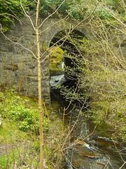 Great Hiding Place (Bricheno) Tags: scotland stream perthshire escocia viaduct burn szkocja schottland killiecrankie scozia cosse  esccia perthkinross   bricheno scoia
