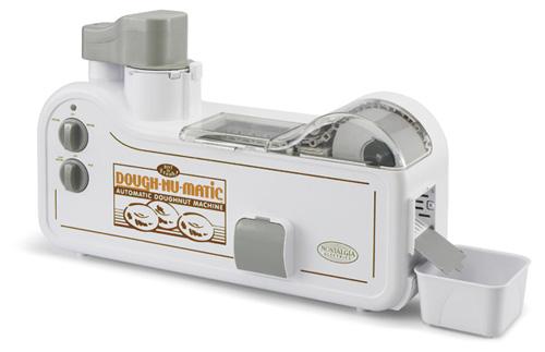 Una máquina para hacer donuts caseros