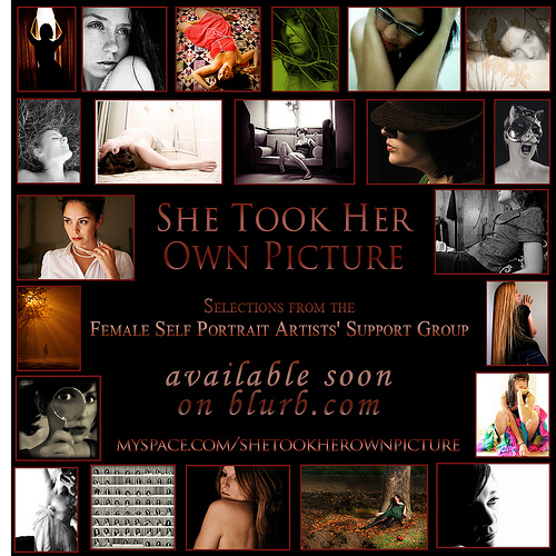 She Took Her Own Picture- Coming soon!