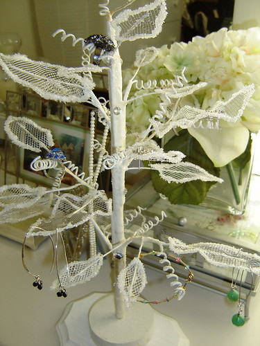 Earring and Jewelry Tree
