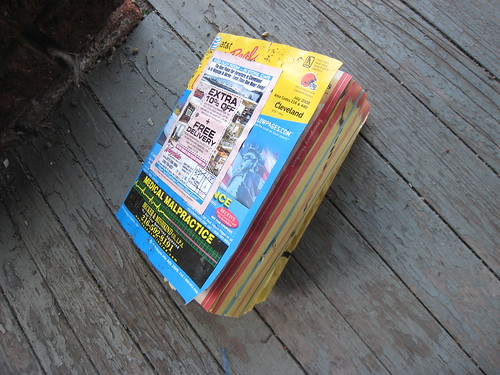 AT&T Phone Book Spam