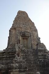 Cambodia - Angkor Phnom Bakheng (Alf Igel) Tags: phnombakheng angkor angkorthom khmer kambotscha cambodia sonnenuntergang sundown