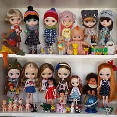 Yesterdays dolly shelf sunday