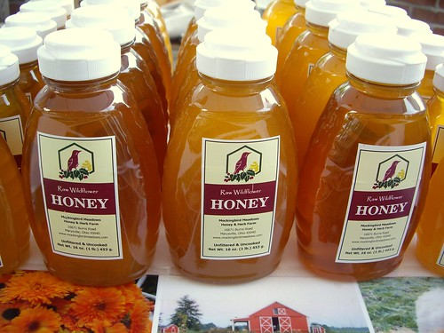Honey from Mockingbird Meadows