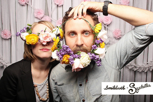 Seychelles + The Loved One + Smilebooth