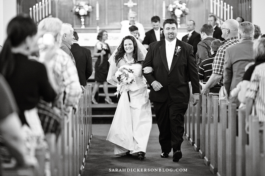 Atchison Kansas wedding photography