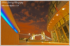 London Landmarks (david gutierrez [ www.davidgutierrez.co.uk ]) Tags: city nightphotography travel urban color building london heritage tourism fashion archi