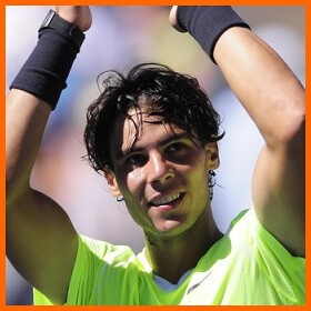 Pictures of Rafael Nadal