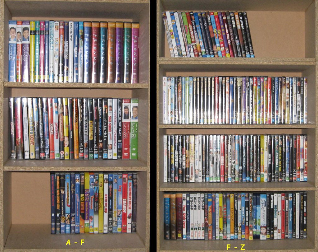 ***** MY DVD COLLECTION *****
