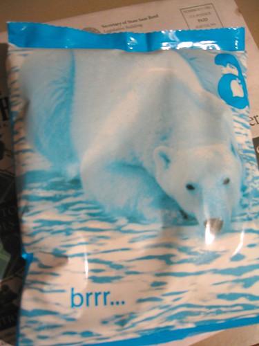 Amazon Fresh Ice Pack