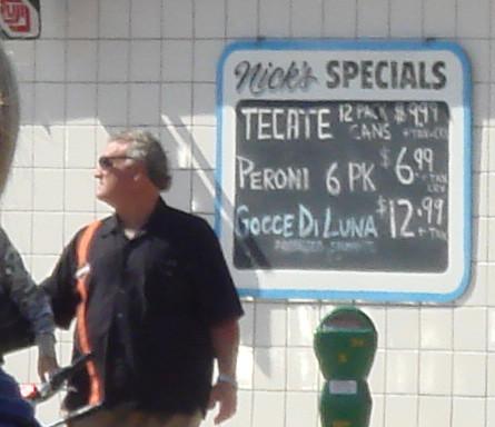 Joey Buttafuoco in Venice Beach