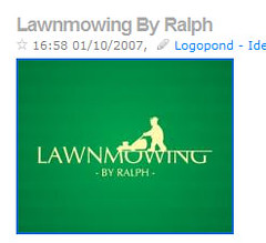 logo (matt keogh) Tags: green lawn mower
