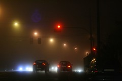 Niebla (Contando Estrelas) Tags: fog niebla vigo