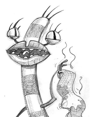 Oblina + Stinky Sock