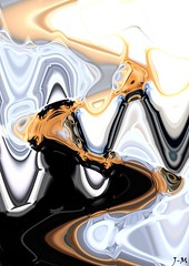 pollution esthétique (JMVerco) Tags: abstract art digitalart creation astratto abstrait création