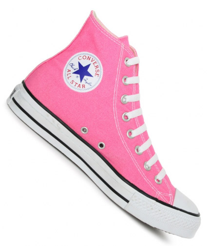 Pink Converse Rule The World