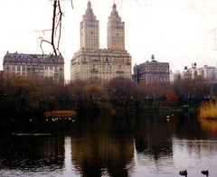 Autumn in Old New York