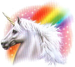 unicorn rainbow