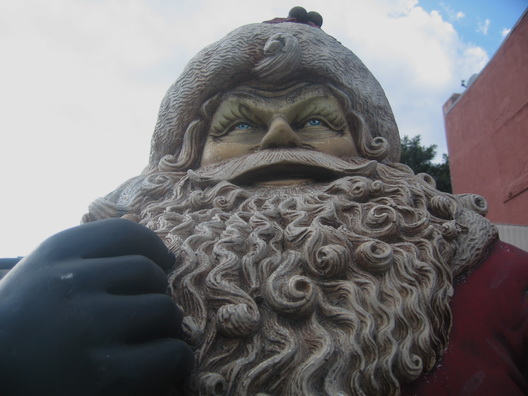 Tis the Season--Bushwick Santa