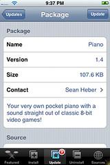 Piano Update 1.4