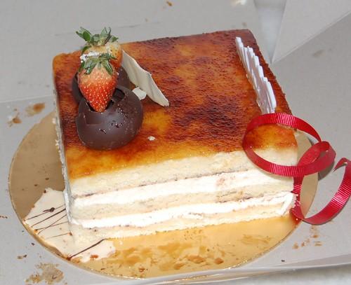San Marcos cake