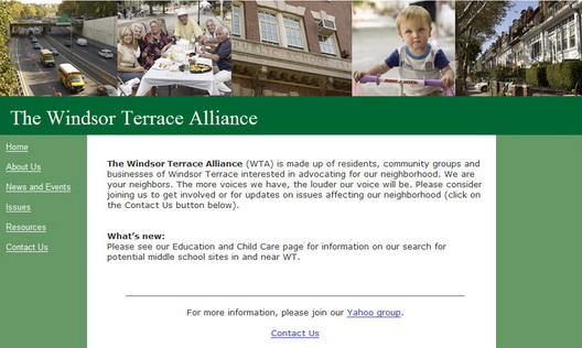 Windsor Terrace Alliance