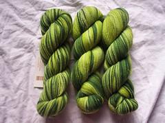 Knit Picks Gossamer - Emerald