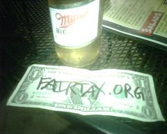 FairTax Dollar Bill