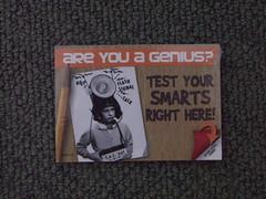 Mental Floss smarts kit