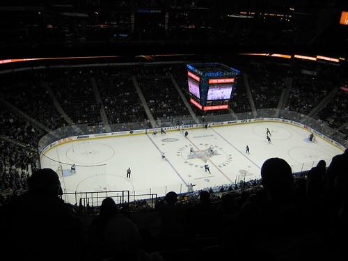 Atlanta Thrashers 12/14/07