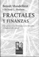Benôit Mandelbrot y Richard L. Hudson, Fractales y Finanzas