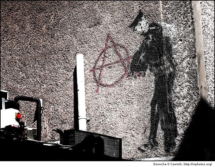 The Anarchist Postman