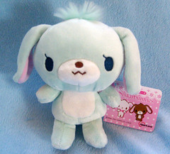 Sanrio Sugarbunnies Mintusa Plush (sugarbunnies379) Tags: cute rabbit bunny japan japanese stuffed soft fuzzy tag mint plush sanrio kawaii plushie sugarbunnies mintusa