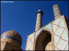 Again Isfahan !
