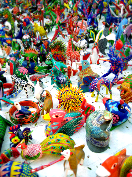 Oaxacan Arts & Crafts