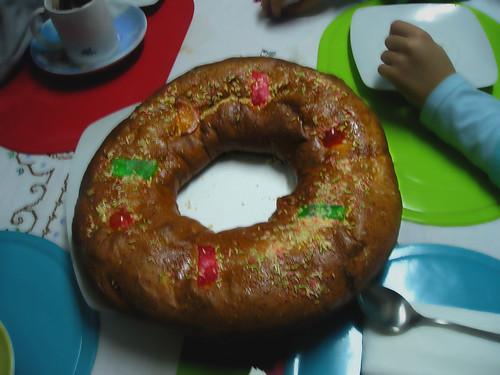 El Roscón de los Reyes Magos