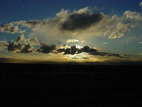Sunset in the Central Valley - Feb 05