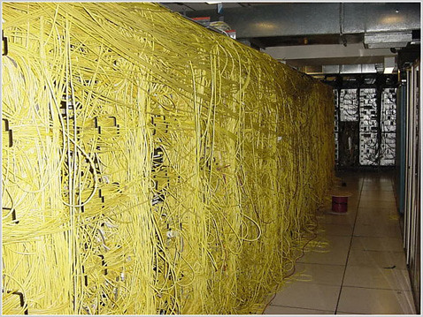 Data Center Cabling Don't
