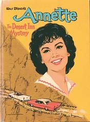 Annette Desert Inn (sparkleneely) Tags: mystery vintage book kid disney retro teen youngadult whitman annette hardcover