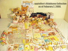 Rilakkuma Collection (applel0ve) Tags: rilakkuma sanx korilakkuma kiiroitori collectionasoffeb2nd