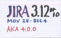 Jira 3.12 Iteration 10